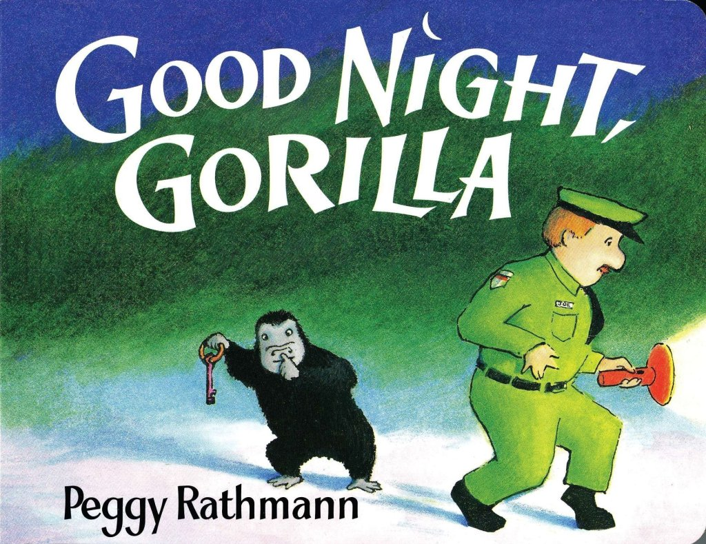 Good Night, Gorilla Book - The Best Books for 1 Year Olds