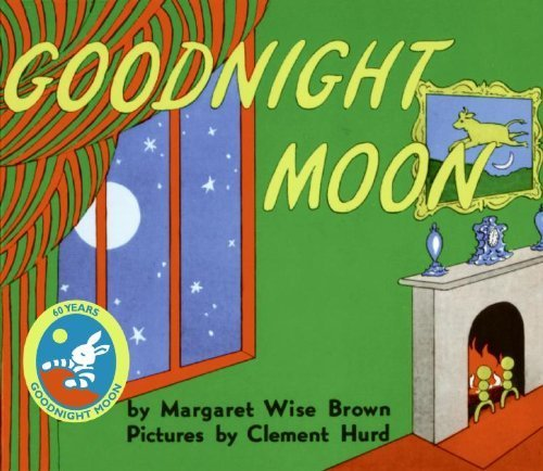 Goodnight Moon Book - The Best Books for 1 Year Olds