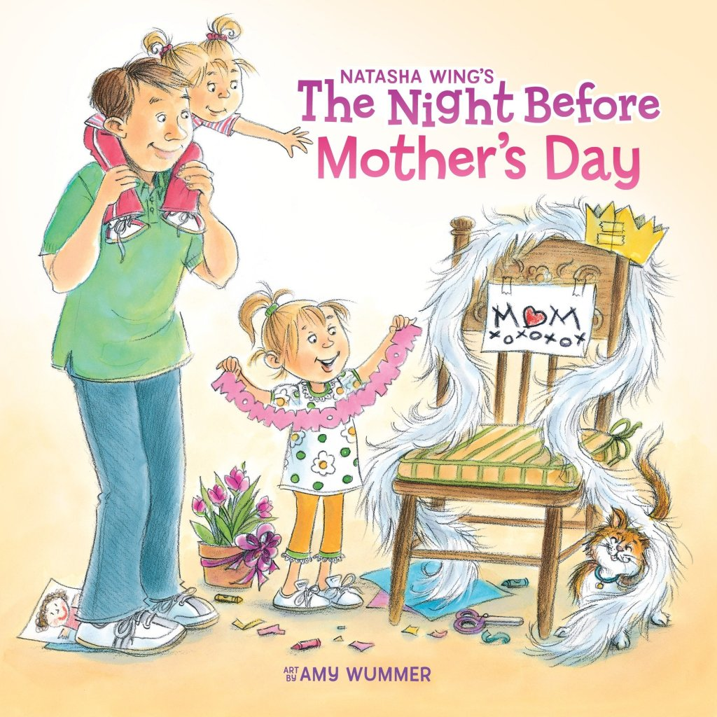 The Night Before Mother's Day - the best Mother's Day Picture Books
