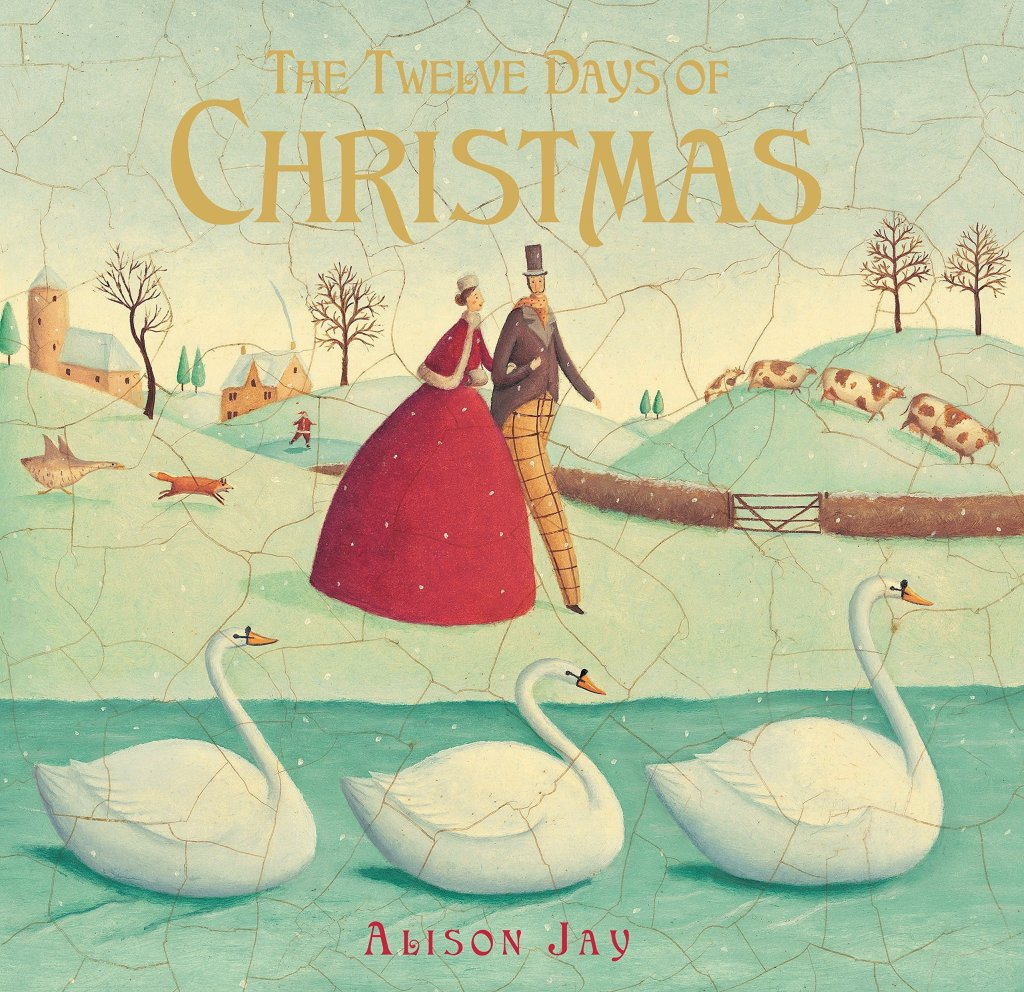 The Twelve Days of Christmas Books- one of the Best Christmas Picture Books