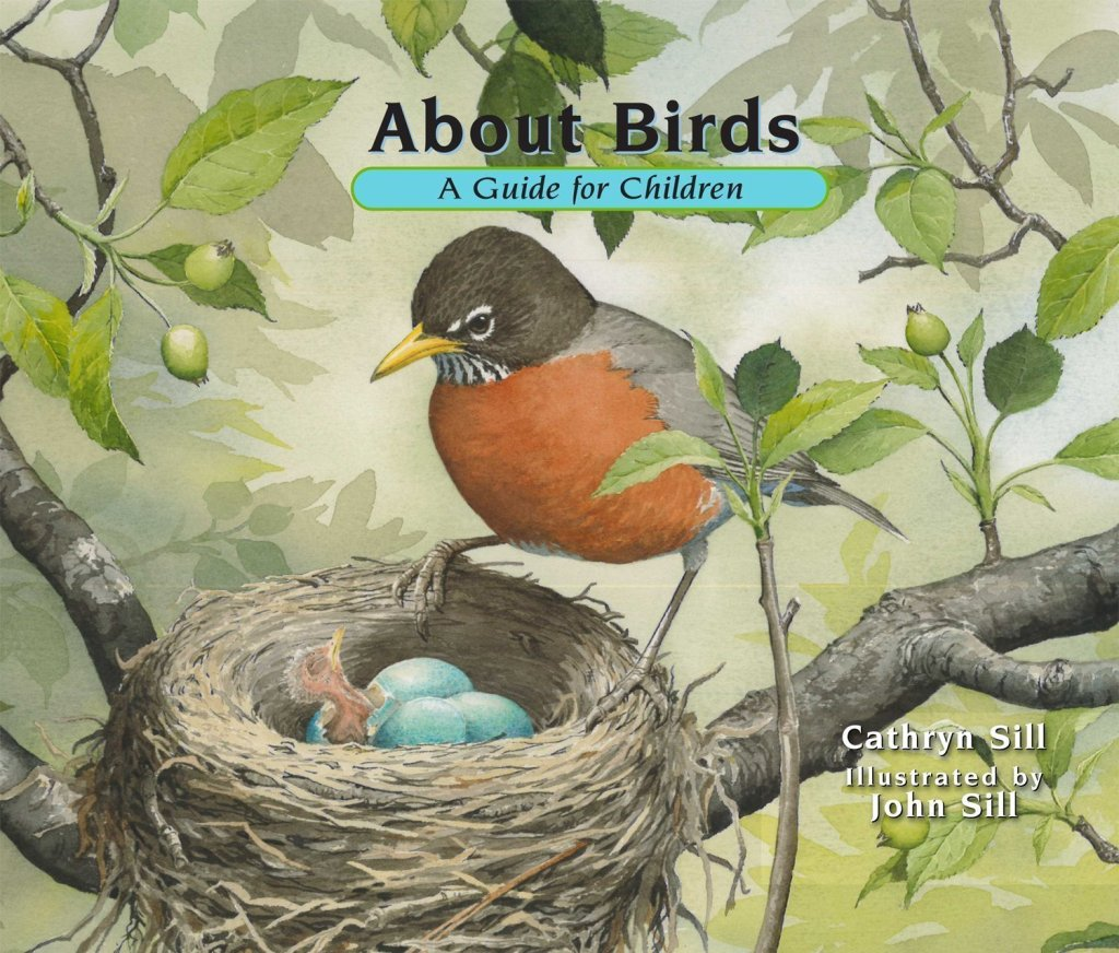 About Birds: A Guide for Children Book