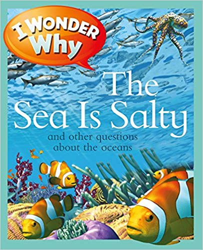 I Wonder Why the Sea Is Salty: and Other Questions About the Oceans - Children's Books about the Ocean