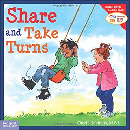 Share and Take Turns   - Children's Books on Manners
