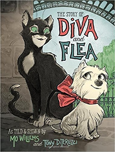 The Story of Diva and Flea - Featured on a book list of cat books for kids