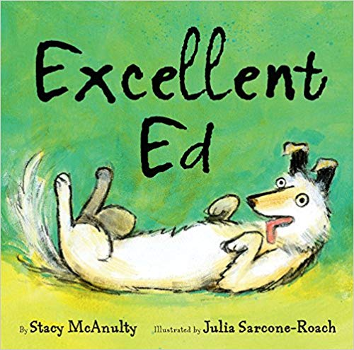 Excellent Ed Book - children's books about dogs