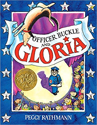 Officer Buckle & Gloria - children's books about dogs