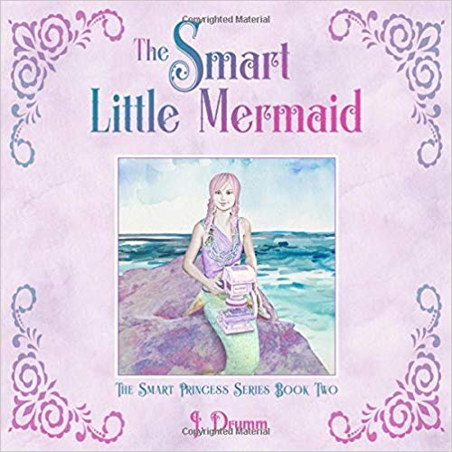 The Smart Little Mermaid - Mermaid Books for Kids