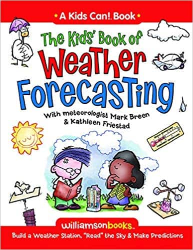 The Kids' Book of Weather Forecasting - children's books about the weather