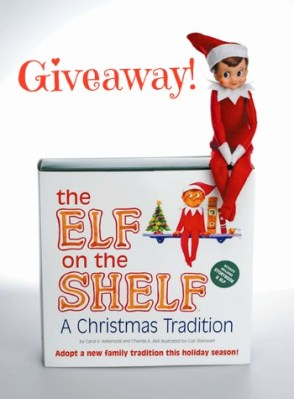 Elf On The Shelf Sweepstakes!