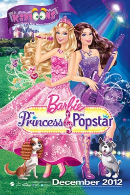 Barbie The Princess and The Popstar Tori Doll Sweepstakes {December Kidtoons}