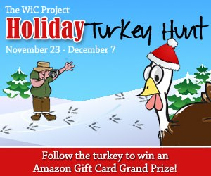 Melissa & Doug Trunki Sweepstakes {Holiday Turkey Hunt Blog Hop}