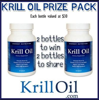 Krill Oil Prize Pack