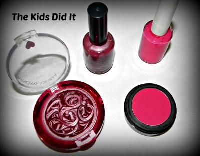 DIY Pretend Makeup! Rainy Day Activity