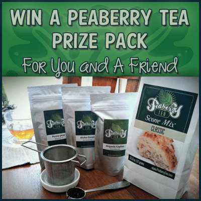 Peaberry Tea Prize Image