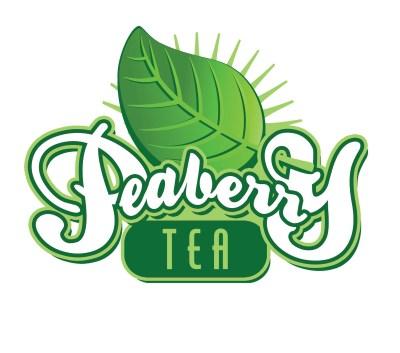 peaberry bean tea logo