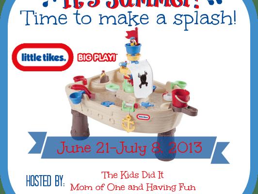 Blogger OPP: Make A Splash Little Tikes Event!