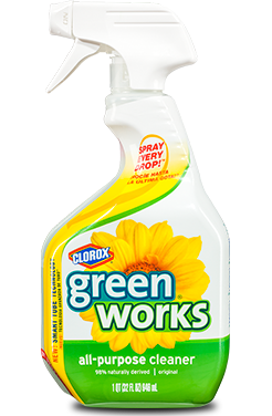 Green Works cleaner