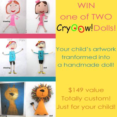 cryoow doll prize