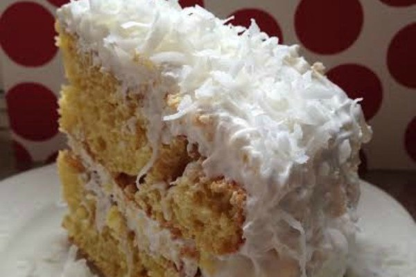 Icebox Coconut Cake (12 Days Of Desserts)