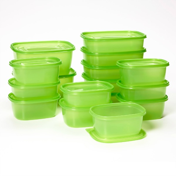 greentupperware
