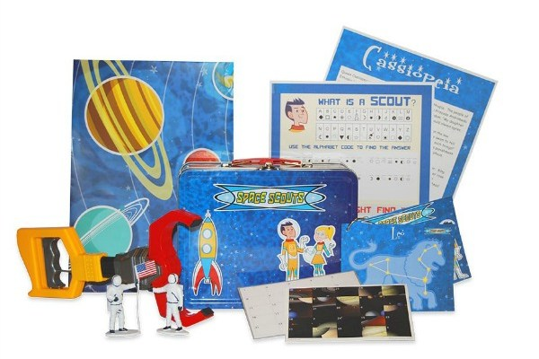 Bring The Excitement Of Exploring Space Into Your Home With Space Scouts!