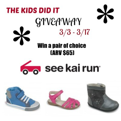 See Kai Run Has An Amazing Spring Line Of Children's Shoes + A Giveaway!