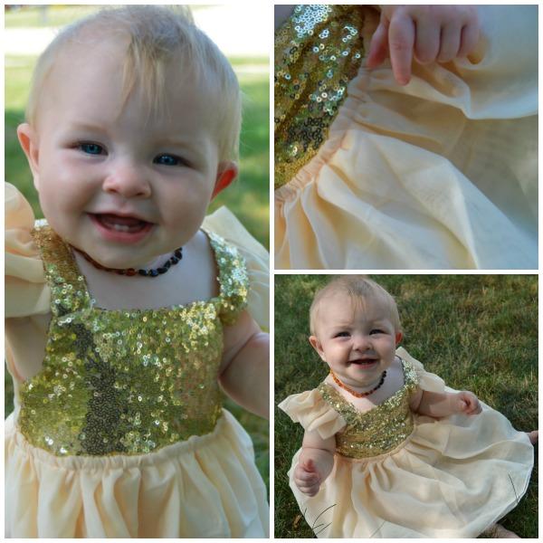 Olie Sparkle Dress