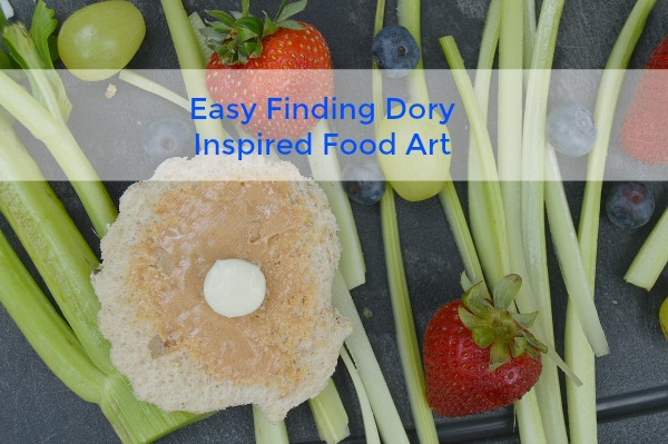 finding dory food art