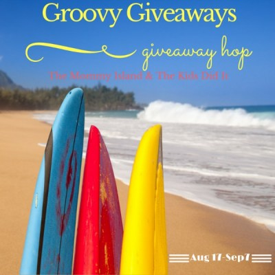 Bloggers Sign Up For Groovy Giveaways Hop