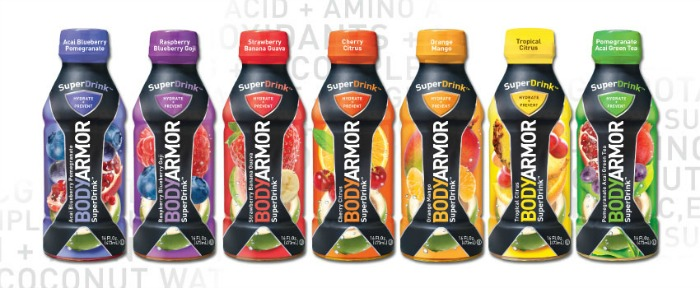 BODYARMOR Is A Premium Sports Drink For An Active Family