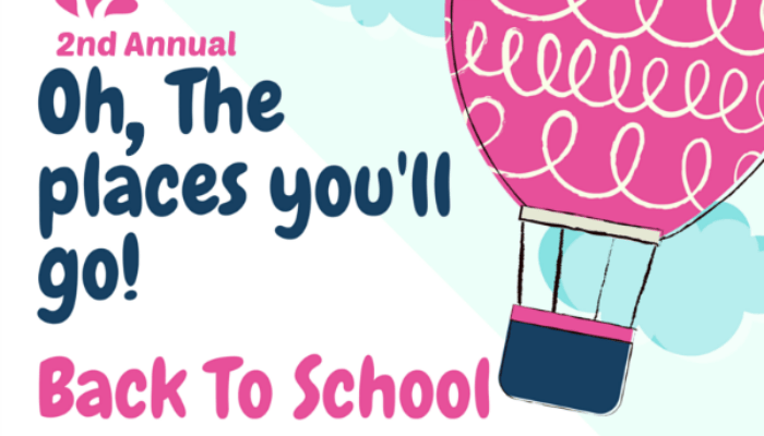 2nd Annual Oh, The Places You'll Go! Giveaway Hop