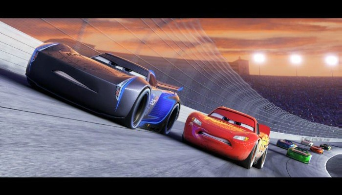 New Extended Trailer For #Cars3