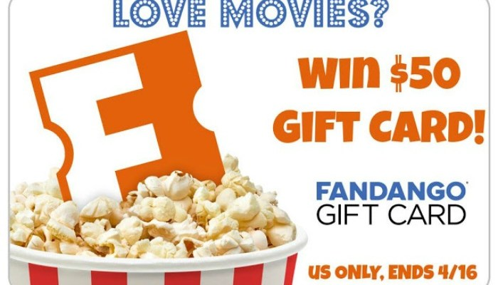 Celebrating Milestones With A Fandango Gift Card Giveaway!