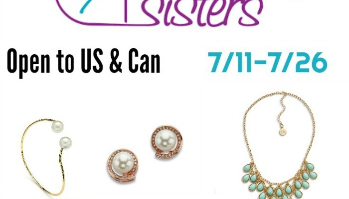 7 Charming Sisters Jewelry $50 Gift Card Giveaway!