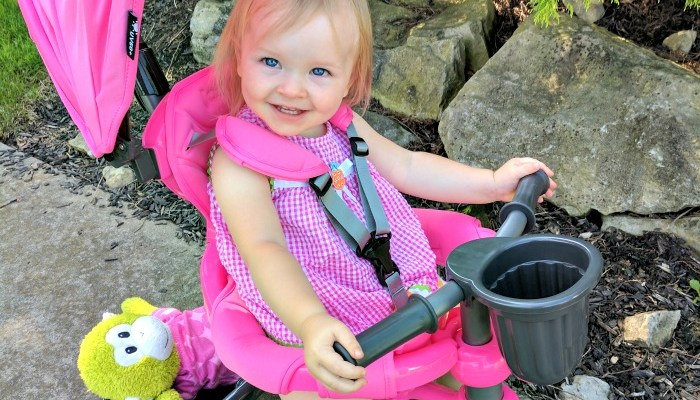 Joovy Takes Your Kiddo From Baby Through Preschooler
