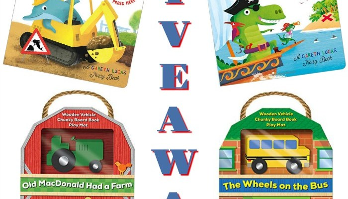 Toddlers Will Love These Groovy New Books!
