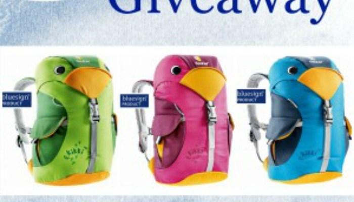 Deuter Kikki Backpack Giveaway