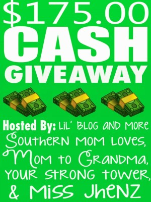 $175 PayPal Cash Or Gift Card Giveaway