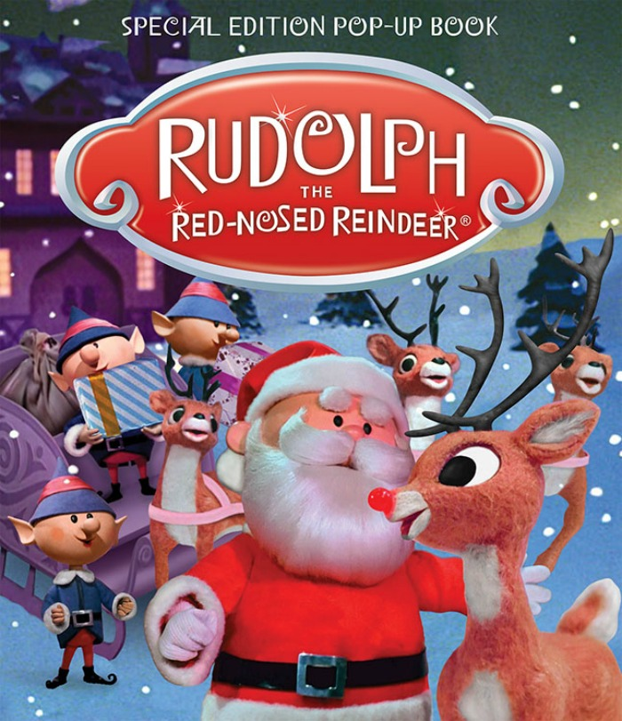 Holiday Fun With Rudolph The Red-Nosed Reindeer Books
