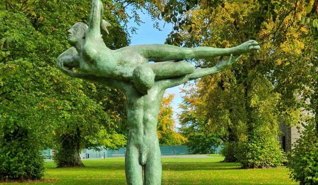 Bronze artist Mike Duhan now showing at the Kildare Gallery
