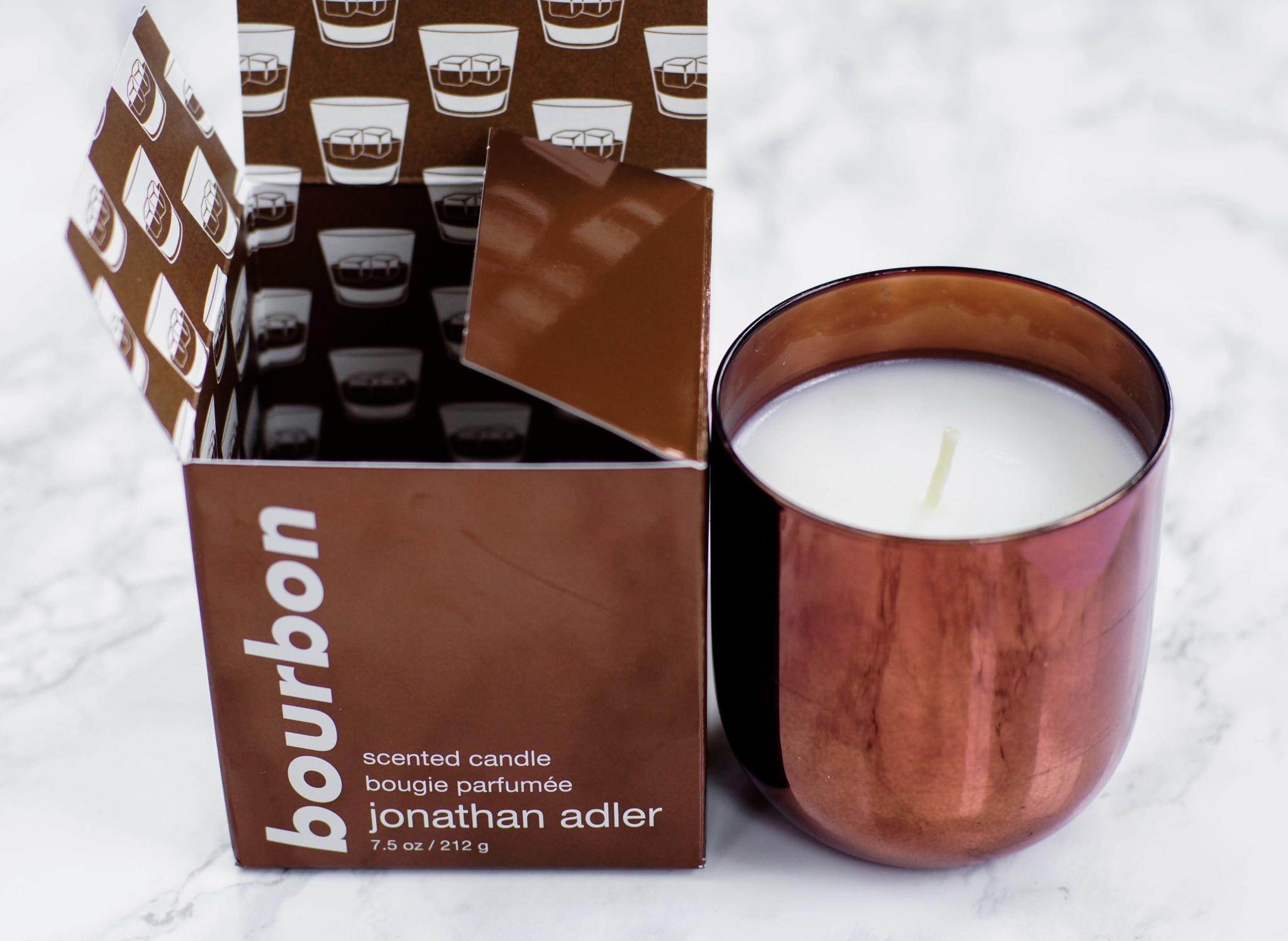 - Jonathan Adler Bourbon Candle - Bourbon Scented - Bourbon Pop Candle - JA's World - Decor - jonathanadler.com - TheKillerLook.com - The Killer Look
