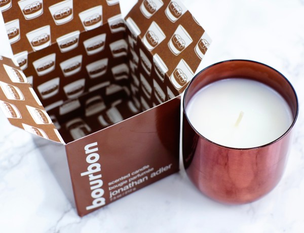 - Jonathan Adler Bourbon Candle - Bourbon Scented - Bourbon Pop Candle - JA's World - Decor - jonathanadler.com - TheKillerLook.com - The Killer Look