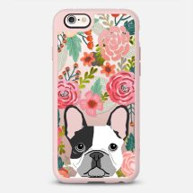 FRENCH BULLDOG BLACK - Casetify - New Standard™ Phone Case - Casetify.com - TheKillerLook.com - The Killer Look