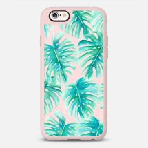 PARADISE PALMS BLUSH - Casetify - New Standard™ Phone Case - Casetify.com - TheKillerLook.com - The Killer Look