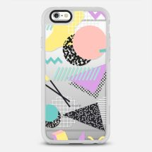 PASTEL GEOMETRIC MEMPHIS - Casetify - New Standard™ Phone Case - Casetify.com - TheKillerLook.com - The Killer Look