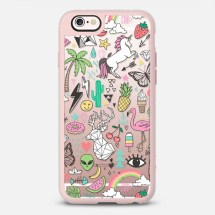 SUMMER TIME DOODLE - Casetify - New Standard™ Phone Case - Casetify.com - TheKillerLook.com - The Killer Look