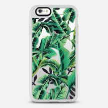 TROPICAL GLAM BANANA LEAF - Casetify - New Standard™ Phone Case - Casetify.com - TheKillerLook.com - The Killer Look
