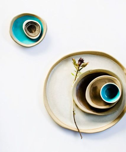 Nesting bowls by Kim Wallace