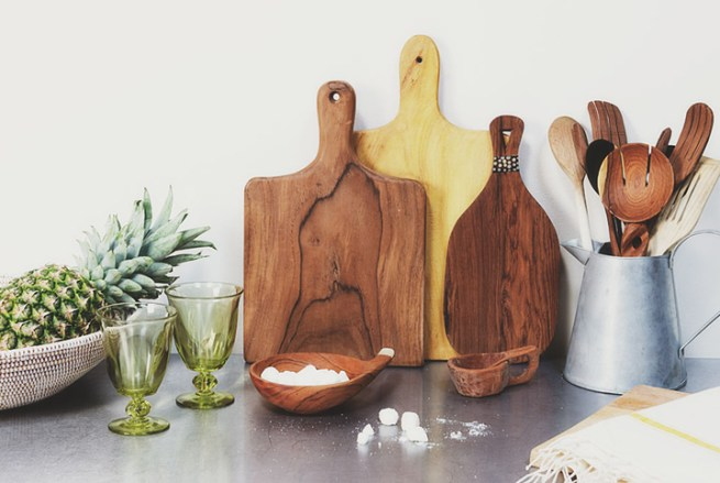 Kitchen contents by Connected Goods