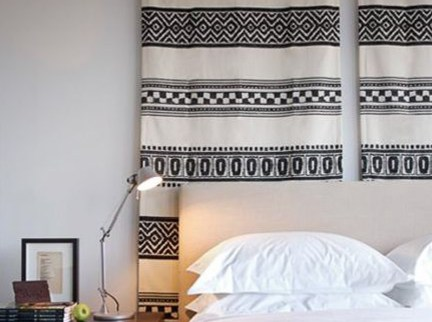 Textural wall hanging, Randomitus Tumblr